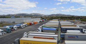 Parking camiones Castellón