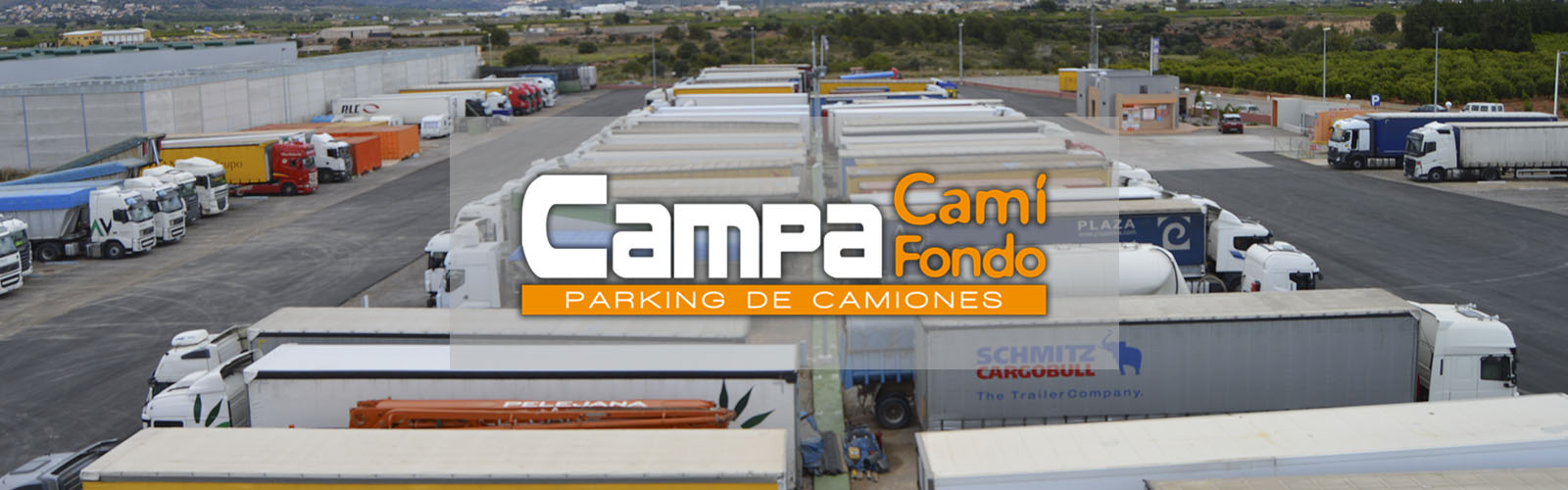 Parking camiones CV-10 Castellón