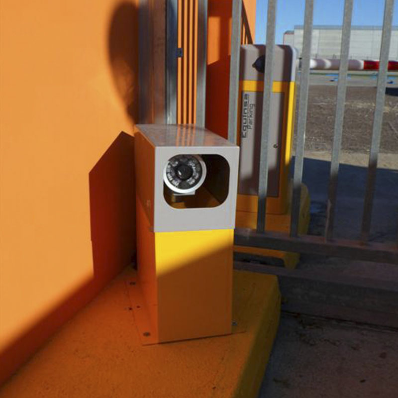 Seguridad parking de camiones en Castellón