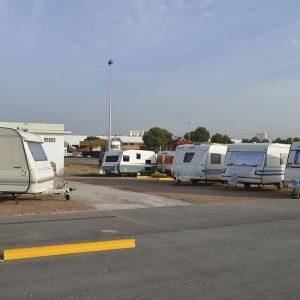 Parking caravanas Castellón