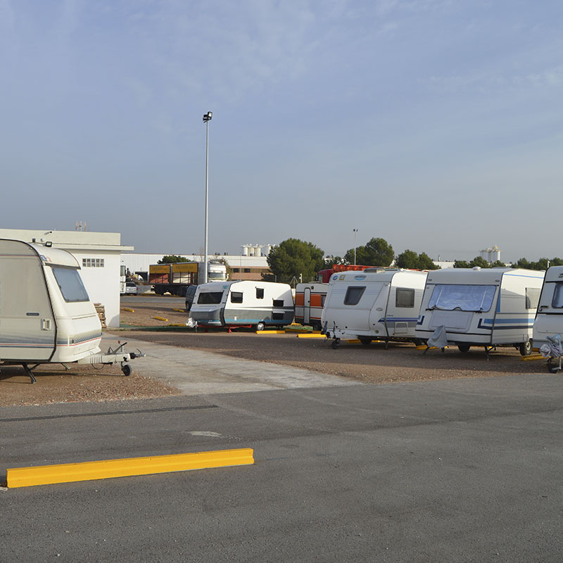 Parking caravanas Castellón
